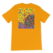 Load image into Gallery viewer, The Stick Figures - 1 - Thinking on the hill - FRONT LOGO BACK ARTWORK T-SHIRT t-shirt- Doodles by Wessel