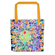 Load image into Gallery viewer, The Stick Figures 8 GRAPHIC ART TOTE