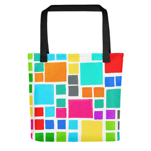 Boxes Series 2 - 3 Tote- Doodles by Wessel
