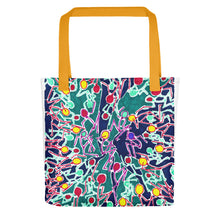 Load image into Gallery viewer, The Stick Figures 4 - Support - GRAPHIC ART TOTE