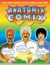 Load image into Gallery viewer, Anatomix Comix Songbook & CD