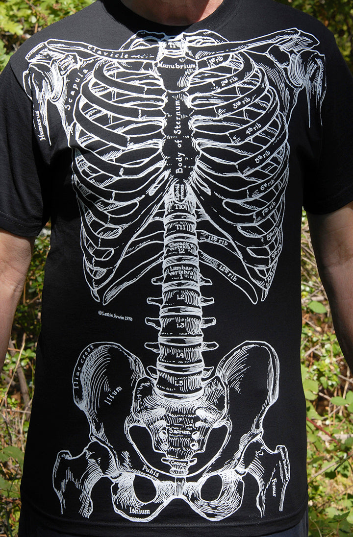 Bones T-Shirt. 2 Sided