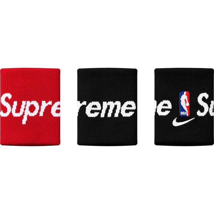 Supreme Nike NBA Wristbands