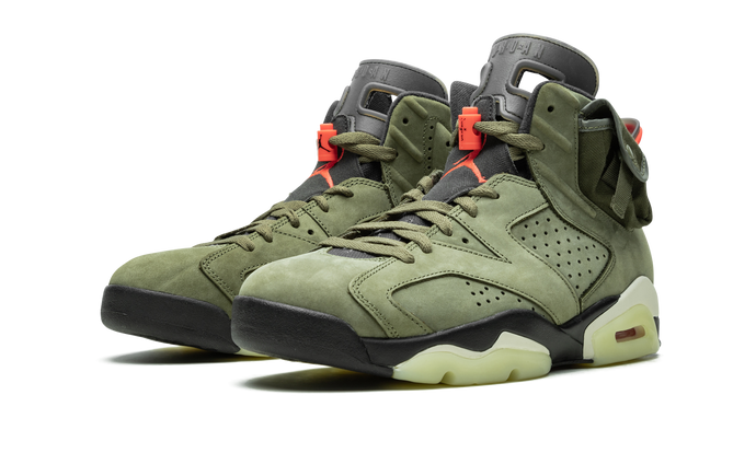 "Air Jordan 6  ""Travis Scott"""