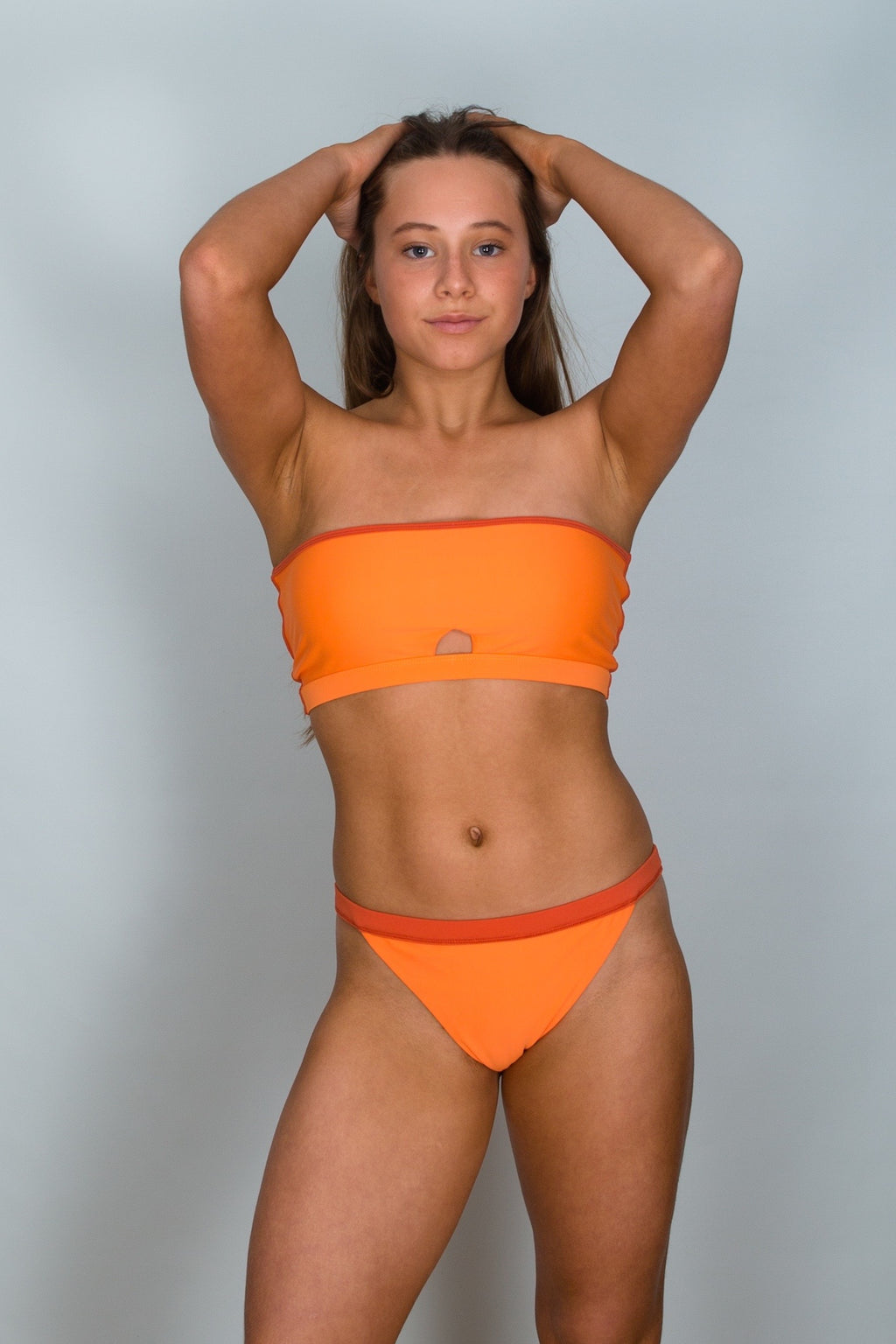 Bronte Band Bottom Bikini by Hamec Spirit