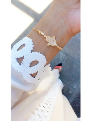 Khamsa Fashion Bracelet