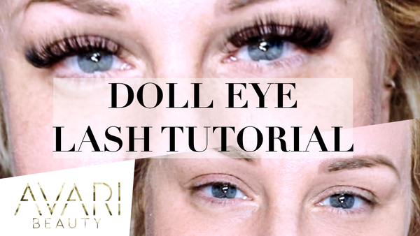 Lash Tutorial For Doll Eyes | Mapping & Prep