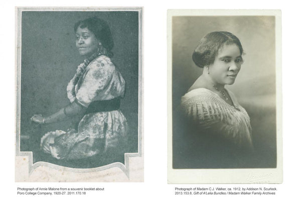 Honoring Black History Month:  3 Female Pioneers of the Black Beauty Industry