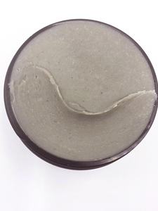 Granny's Natural Deodorant w/ Activated Charcoal - It has a smooth, creamy, easily spreadable texture.
