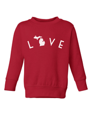 Love Arc - Toddler Sweatshirt
