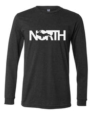 North - Unisex Long Sleeve
