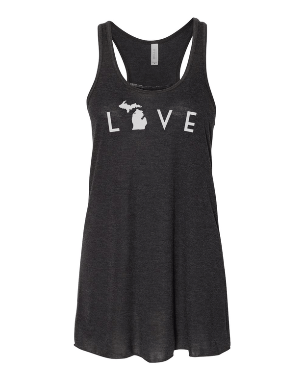Love Arc - Ladies' Flowy Tank