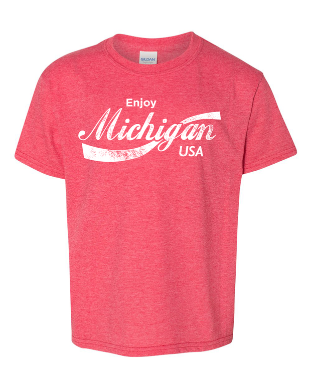 Enjoy Michigan - Youth Tee