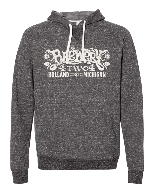 Brewery 4TWO4 - Snow Hoodie