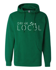 Drink Local - Unisex Hooded Sweatshirt