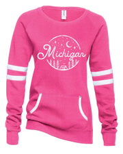 Night Sky - Ladies' Varsity Pullover