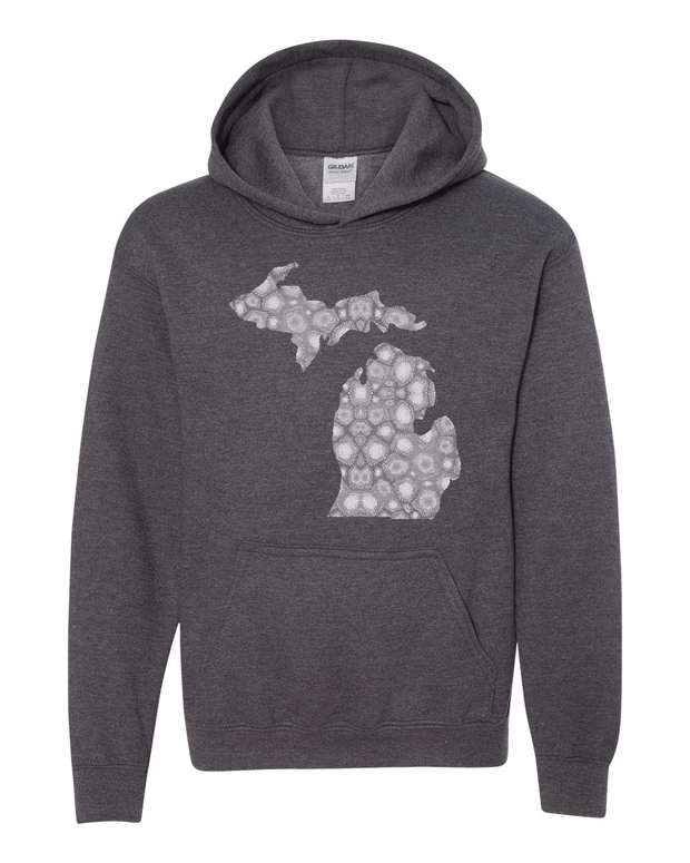 Petoskey - Youth Hooded Sweatshirt