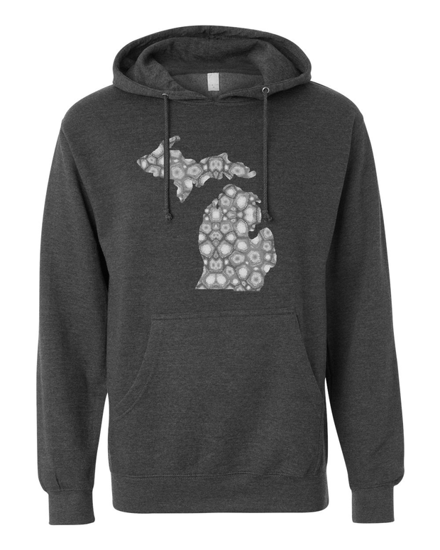 Petoskey Stone - Unisex Hooded Sweatshirt