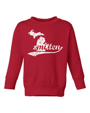 Smitten - Toddler Sweatshirt