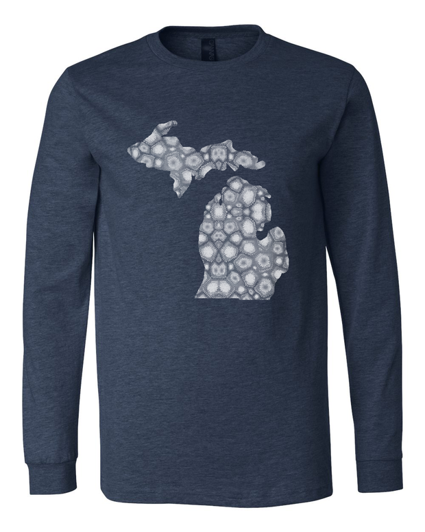 Petoskey Stone - Unisex Long Sleeve
