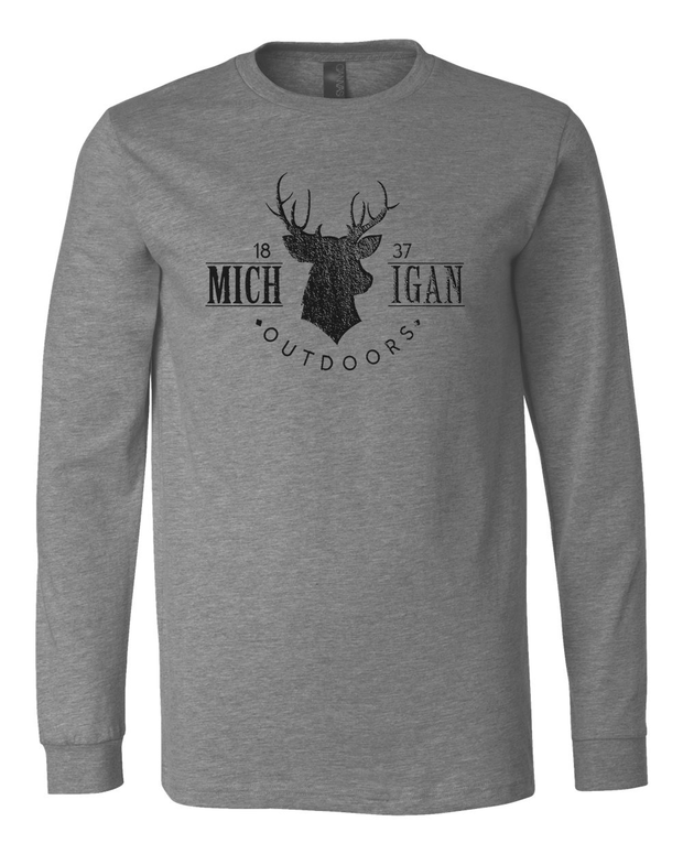 Outdoors - Unisex Long Sleeve