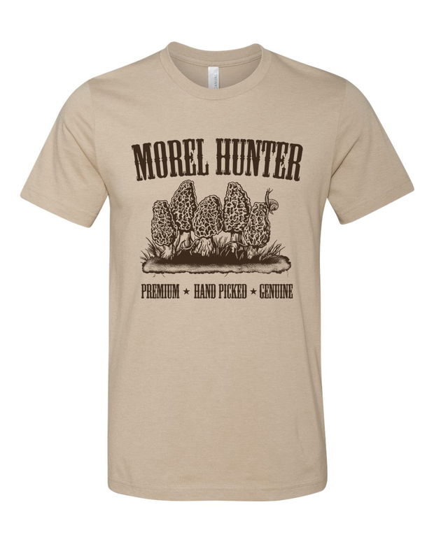 Morel Hunter - Unisex Tee