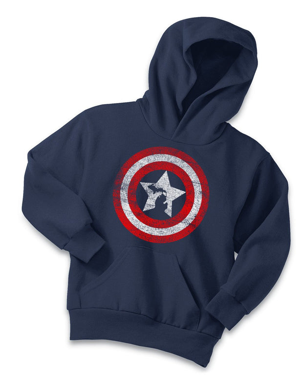 Michigan Shield - Youth Hoodie