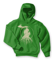MI Roots - Youth Pullover Hoodie