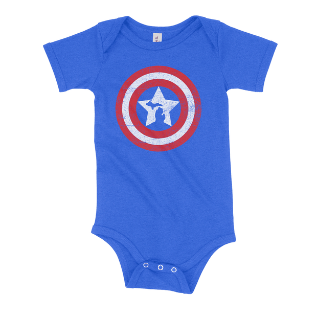 Michigan Shield - Onesie