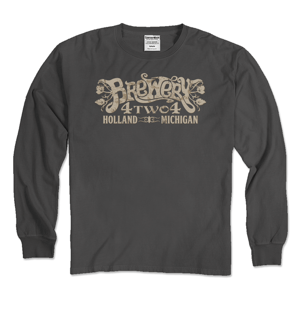 Brewery 4TWO4 - Heavyweight Long Sleeve