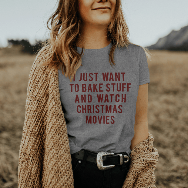 Christmas - Bake Stuff Tee