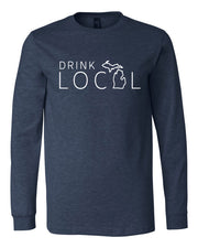 Drink Local - Unisex Long Sleeve