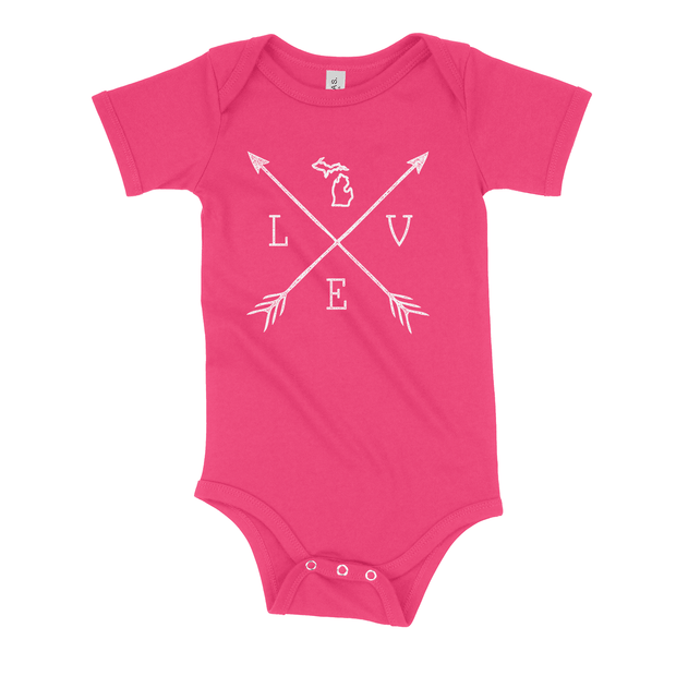 Arrows Onesie