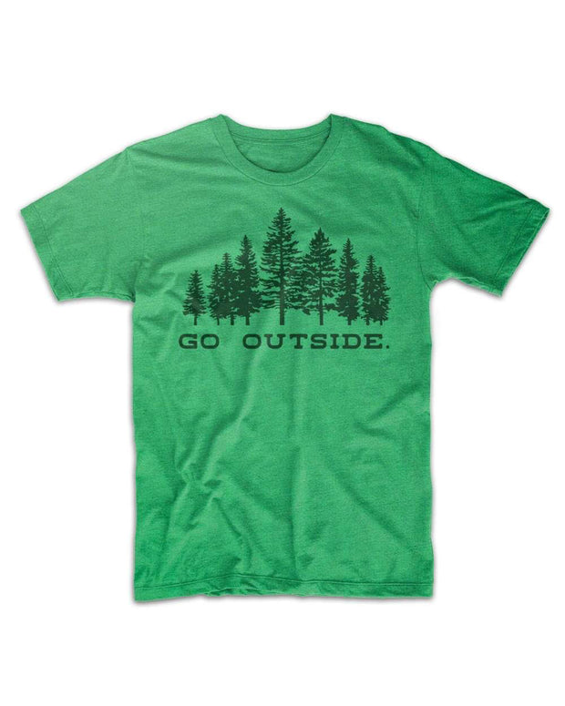 Go Outside - Unisex Tee