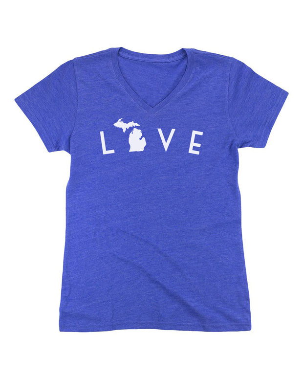 Love Arc - Ladies' V-Neck