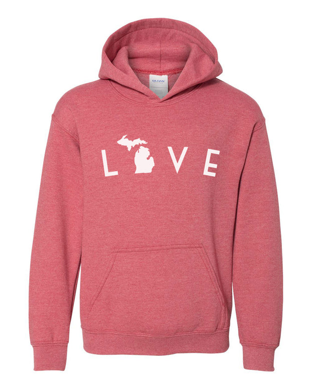 Love Arc - Youth Hooded Sweatshirt