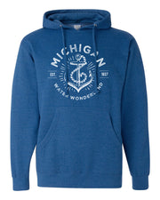 Water Wonderland - Unisex Hooded Sweatshirt