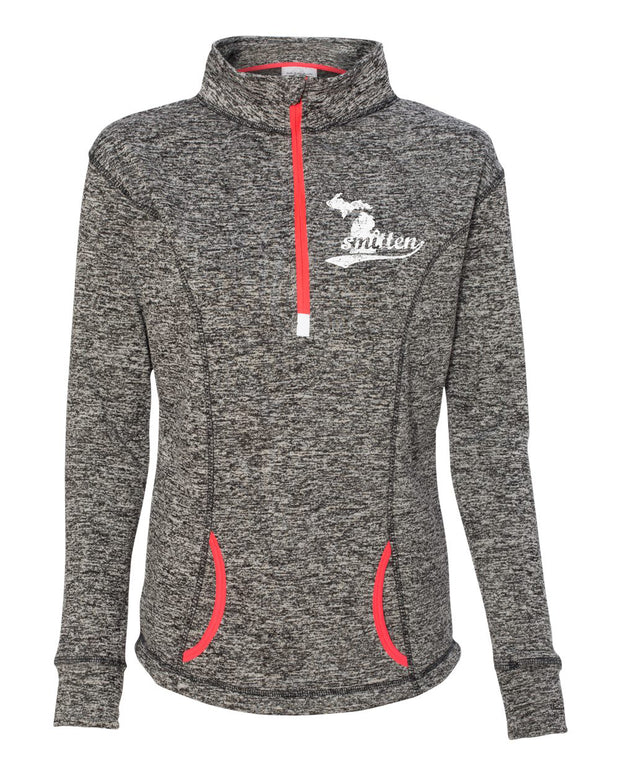 Smitten - Ladies' Fleck Fleece