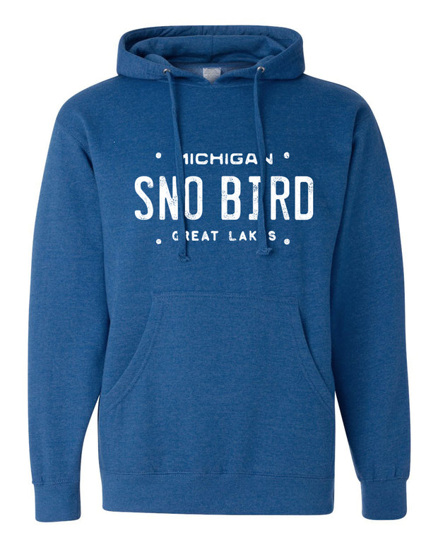 Sno Bird - Unisex Hooded Sweatshirt