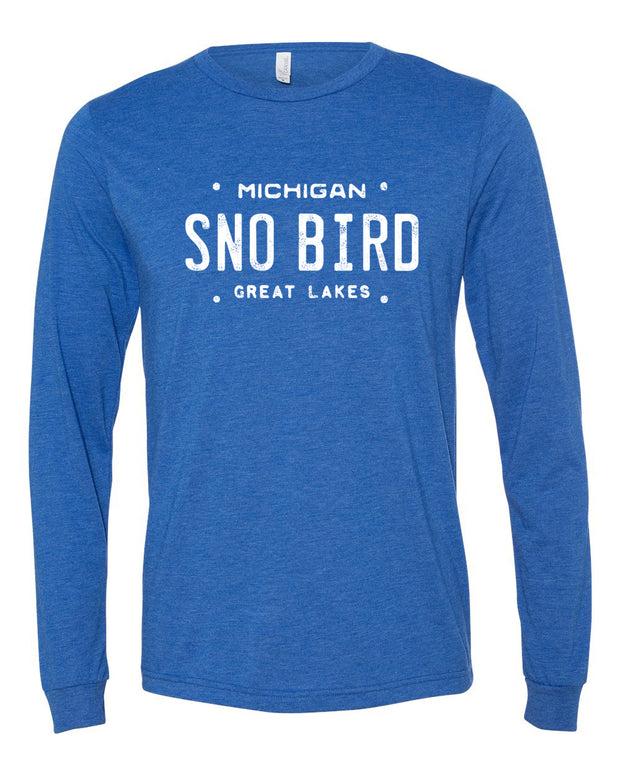 Sno Bird - Long Sleeve