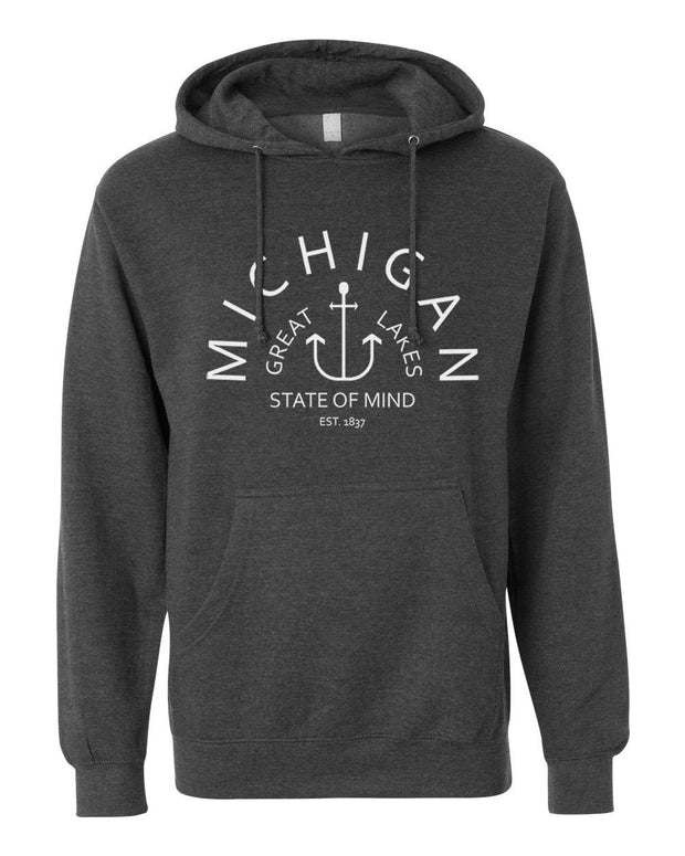 State of Mind - Unisex Hooded Sweatshirt