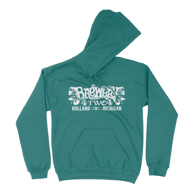 Brewery 4TWO4 - Heavyweight Hoodie