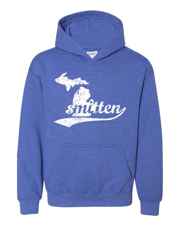 Smitten - Youth Hooded Sweatshirt