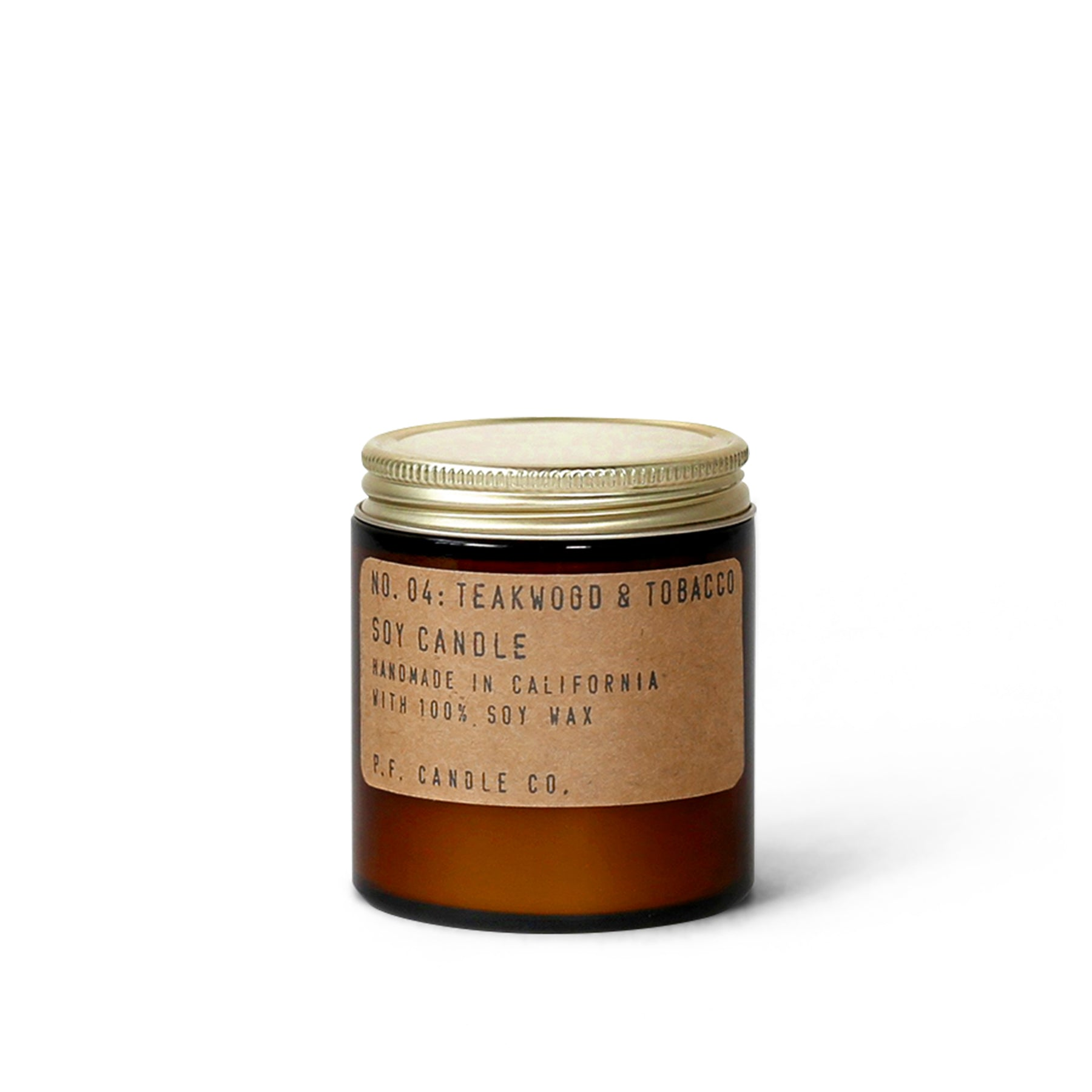 P.F. Candle Co. Teakwood & Tobacco