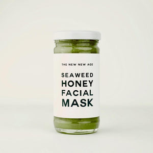 Seaweed and Honey Face Mask