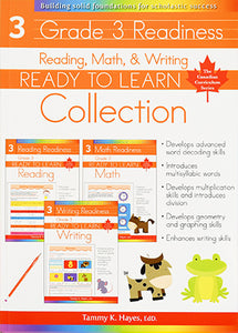 Reading, Writing & Math Collection (Grade 3)