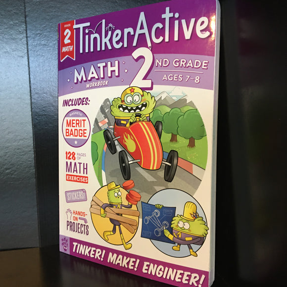 Tinker Active ; Math Grade 2