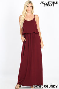 Allie Maxi dress