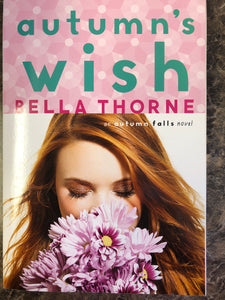 Autumns wish Bella Thorne paperback