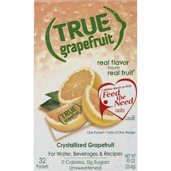 True grapefruit 32 count